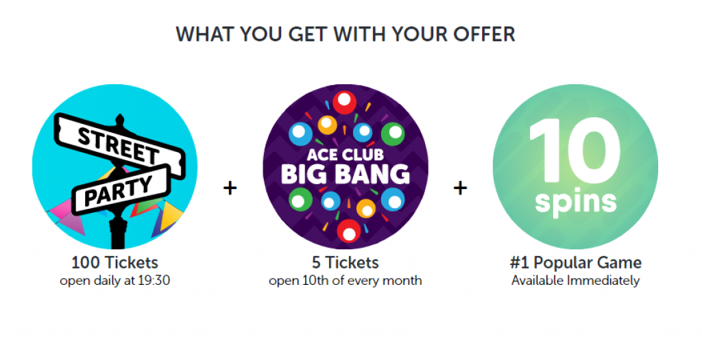 bounce bingo bonus