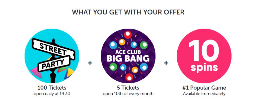 dabber bingo bonus
