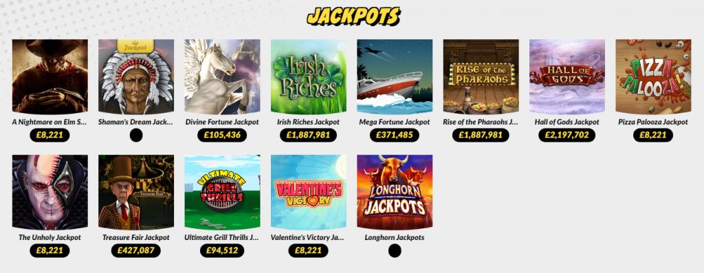 wink bingo jackpot slots